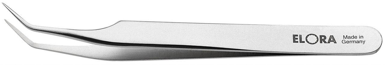 5270-ST nhíp mũi nhọn bo góc qua phải dài 122mm gắp linh kiện