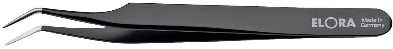 5280-STE nhíp chống tĩnh điện gắp linh kiện mũi nhọn bo góc sang trái