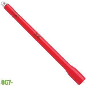 967- thanh nối dài cách điện 125-250mm vuông 3/8 inch ELORA