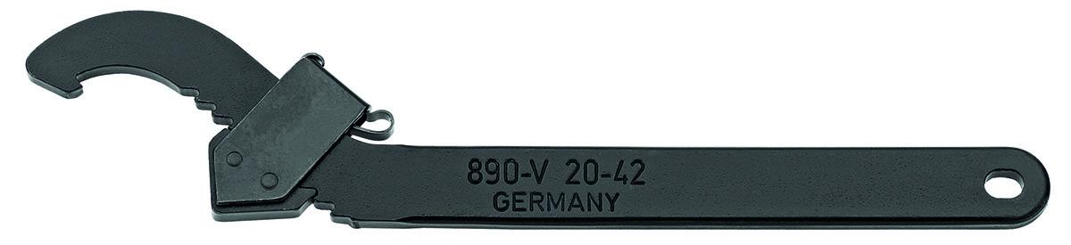 890-V cờ lê móc có răng cưa ELORA