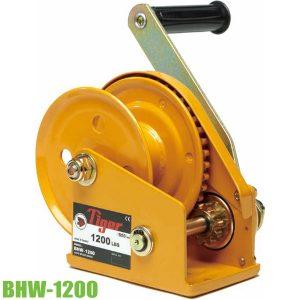 BHW-1200 tời kéo tay cáp 1 chiều tải trọng 550kg