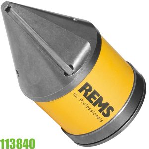113840 REMS REG 28 – 108, inner pipe deburrer for pipes Ø 28 – 108 mm, Ø ¾ – 4""