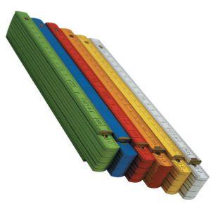 1312010200 Thước xếp, thước gỗ, nhiều màu sắc khác nhau