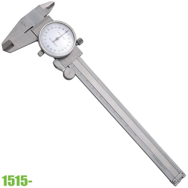 1515- thước kẹp đồng hồ bằng inox Elora