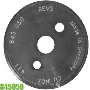 845050 Lưỡi dao Đồng - Inox cho máy cắt ống REMS