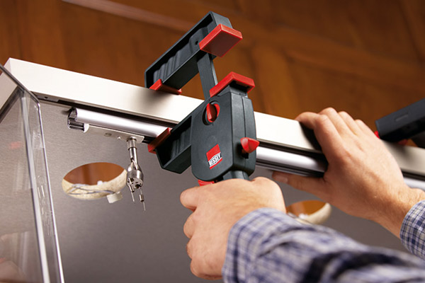 DUO One‑handed clamp DuoKlamp 3