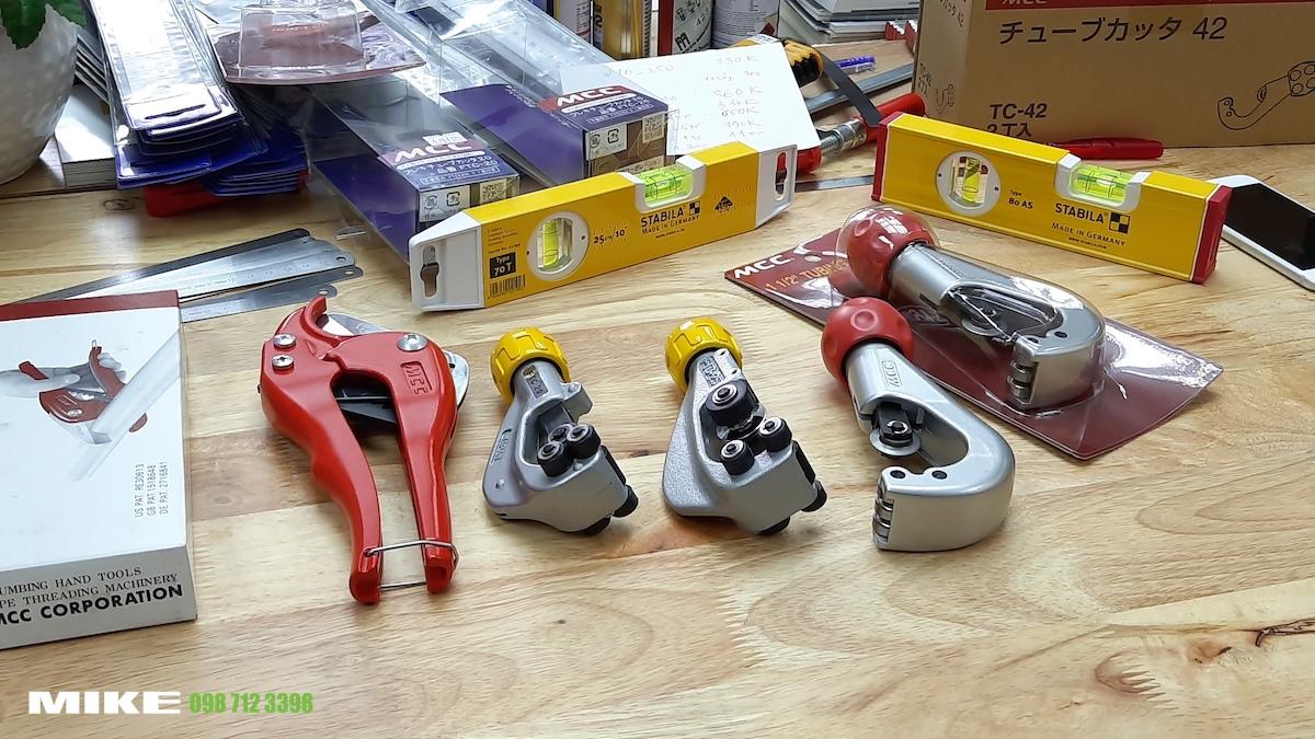 Dao cắt ống MCC Japan