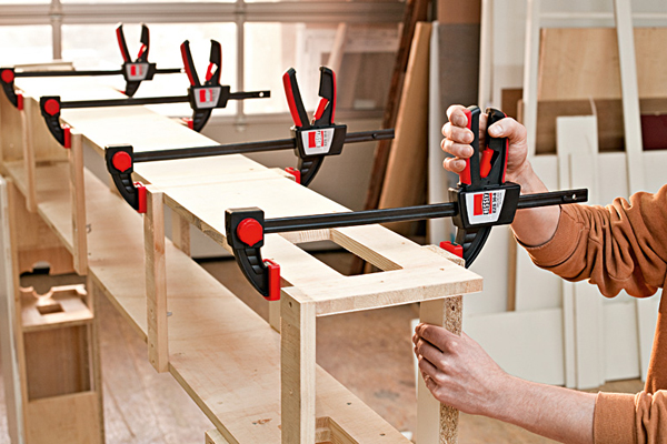 EZS One‑handed clamp 2