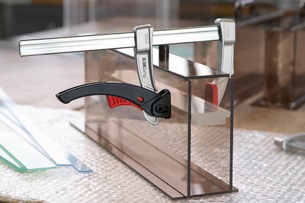 KLI High‑tech lever clamp KliKlamp 2