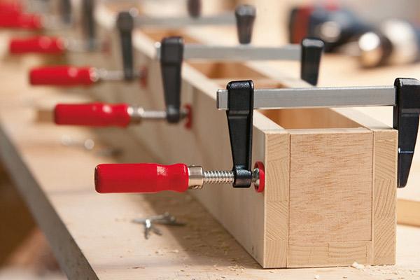 LM Die‑cast zinc screw clamp 2