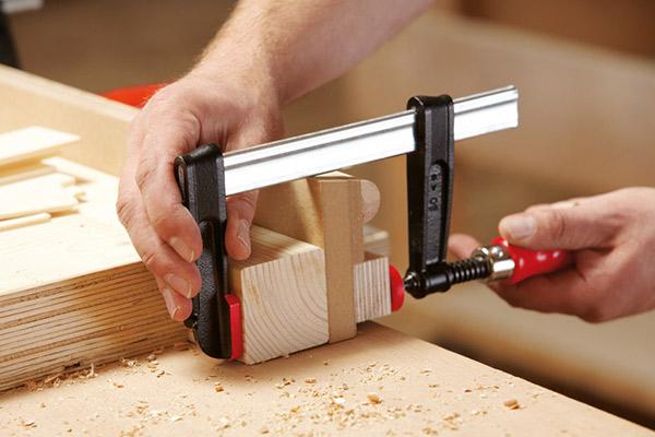 TPN cảo kẹp gỗ chữ F ngàm 100-2000mm 2