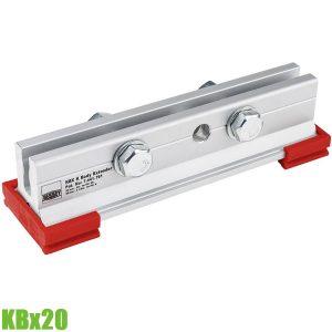 KBx20 Thanh kẹp nối cho các dòng kẹp KRE / KREV / KR / KRV