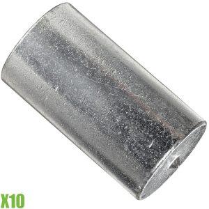 X10 Đầu nối ti cảo, phụ kiện cho cảo cơ khí Posilock USA