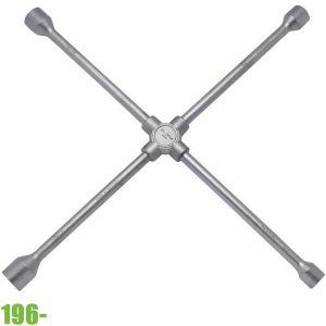 196- Tay công chữ thập dùng để vặn lốp, dài 750mm. ELORA Germany