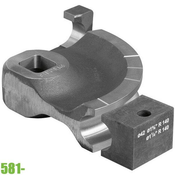 581- Khuôn cho máy uốn ống kim loại REMS Germany