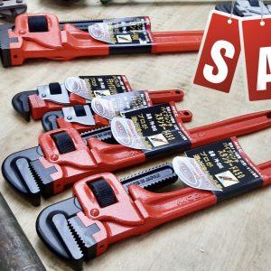 Mỏ lết răng, kềm cắt cáp xoắn cộng lực chính hãng MCC Japan.