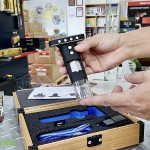 Kính lúp điện tử soi chiếu bo mạch Vogel Germany