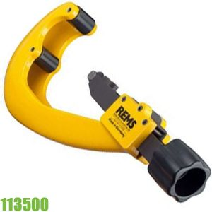 113500 Dao cắt ống đồng - inox 64 – 120mm. REMS Germany