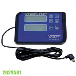 2029501 Bộ chỉ thị hành trình trục X+Y, LCD cỡ chữ 12mm