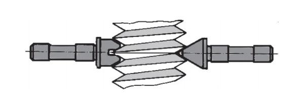 2304 Series Panme cơ đo ngoài 0 - 300mm, độ chính xác ±0.01mm