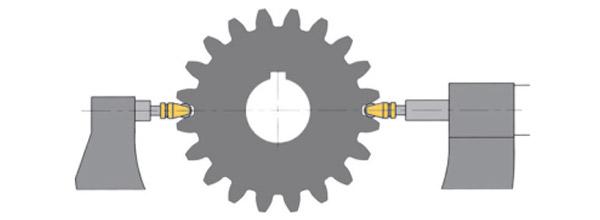 2309 Series Panme cơ đo bánh răng 0 - 250mm, độ chính xác ±0.01mm