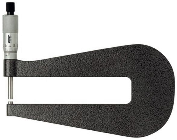 23261 Series Panme cơ đo ngoài 25-150mm, độ chính xác 0.01mm. sx tại Đức