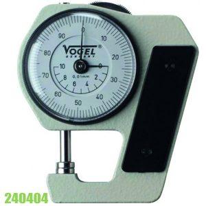 240404 Đồng hồ đo độ dày tôn thép bỏ túi dải 0-10 mm, đo độ dày tôn, thép.
