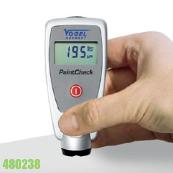 480238 máy đo bề dày sơn, kiểm tra độ dày phủ sơn Vogel Germany.