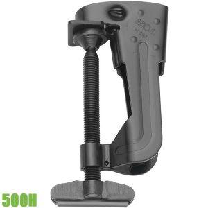 500H Kẹp chữ C, ngàm mở 0-50mm, sản xuất tại Đức. ELORA