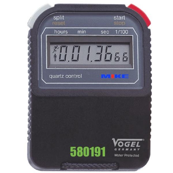 580191 đồng hồ điện tử bấm giờ 2 nút bấm Vogel Germany