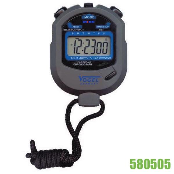 Stopwatch có quai đeo tay, chống nước cấp IP54