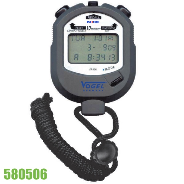 Đồng hồ bấm giờ thể thao loại điện từ chống thấm nước IP54