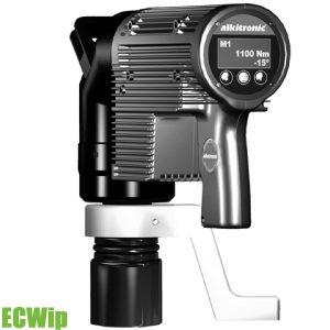 ECWip bộ nhân lực 60-6500 Nm, chạy điện, đầu cong, chống nước