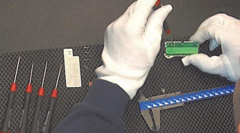 Sửa chữa panme điện tử Vogel Germany