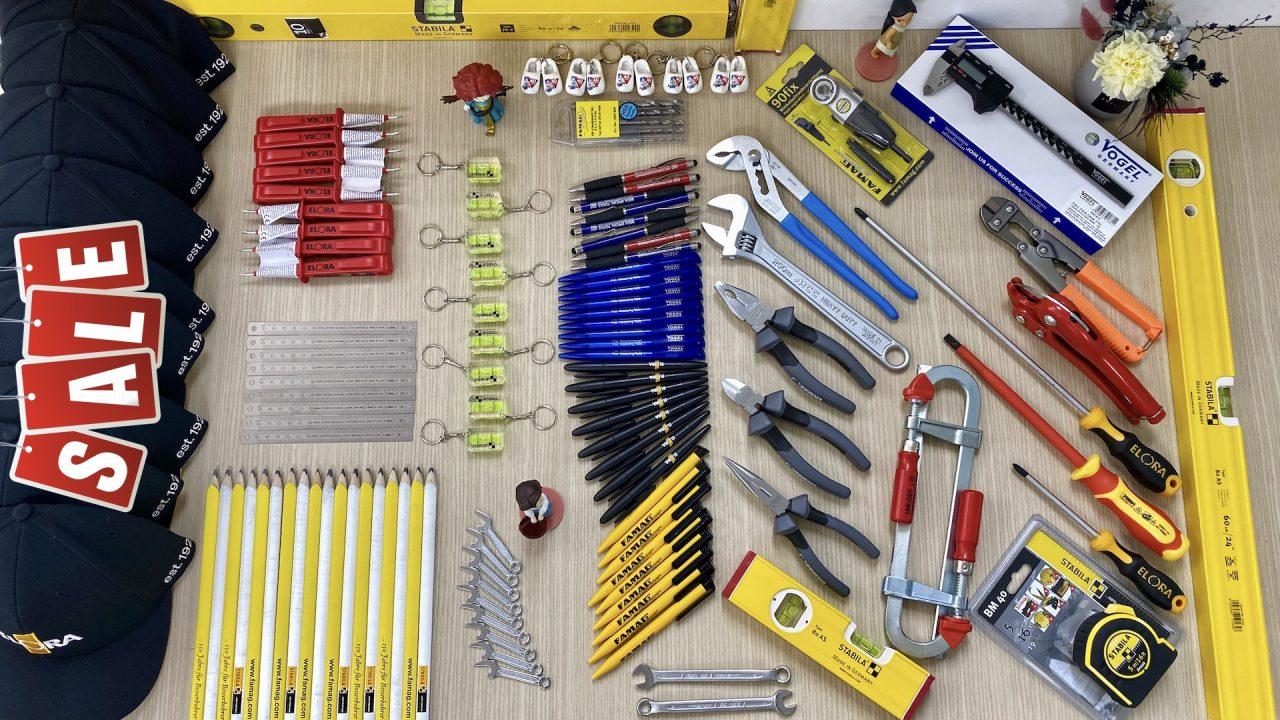 16 Món dụng cụ khuyến mãi đặc biệt tuần 38