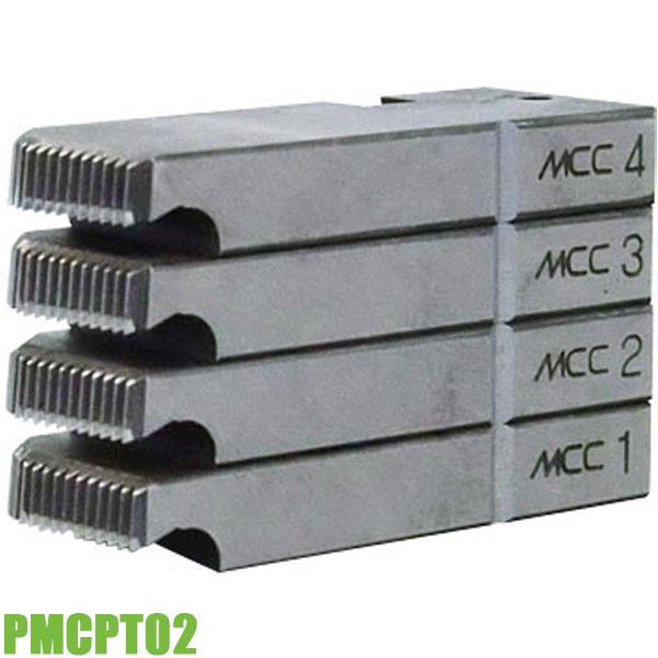 """PMCPT02 Lưỡi dao tiện ren 1/2""""-3/4"""" cho dao tiện AD20 MCC"""