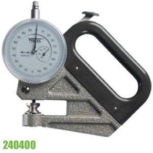 240400 đồng hồ đo độ dày màng phim mỏng 0 đến 1mm