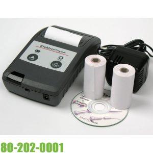 80-202-0001 Máy in di động MiniPrint 7000, gồm củ sạc.
