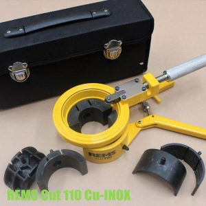 REMS Cut 110 Cu-INOX Bộ kéo cắt ống inox đường kính 50-110mm