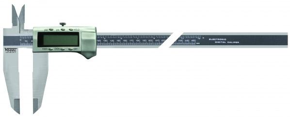 Thước cặp điện tử 450mm, ±0.01mm, inox, ngàm cặp 100mm