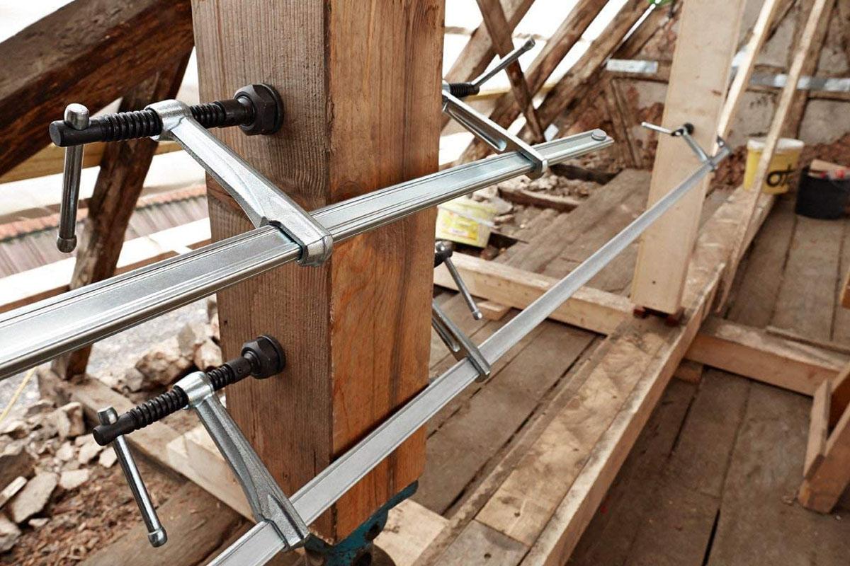 Cảo kẹp gỗ tháo lắp được