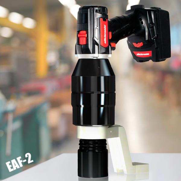 EAF2 Bộ nhân lực dùng pin 160-6000N.m, 2 cấp tốc độ. Alkitronic Germany