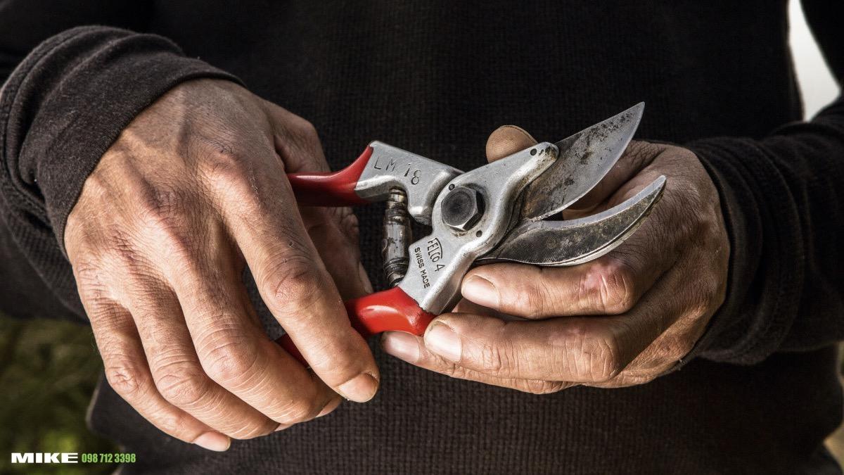 Kéo cắt cành FELCO 4 sản xuất tại Thụy Sĩ