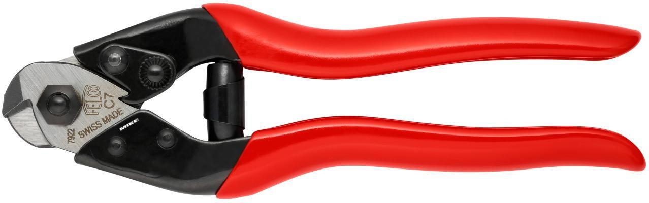 Kéo cắt cáp xoắn đường kính tới 7mm FELCO C7