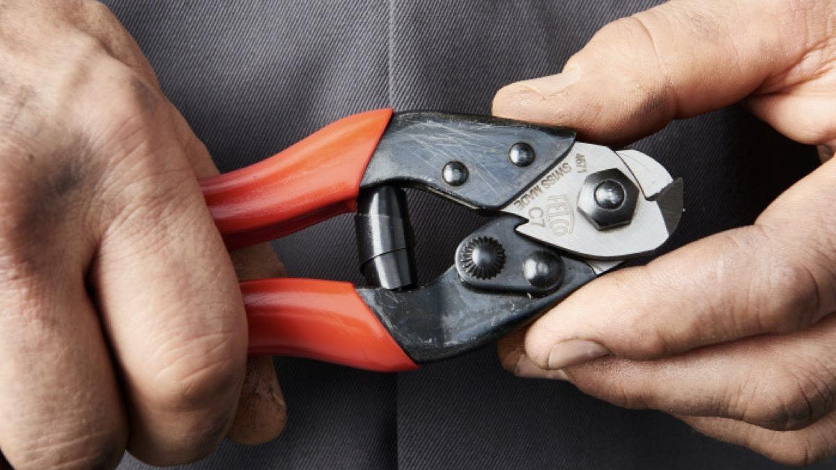 Kéo cắt dây thép 7mm FELCO Thụy Sĩ