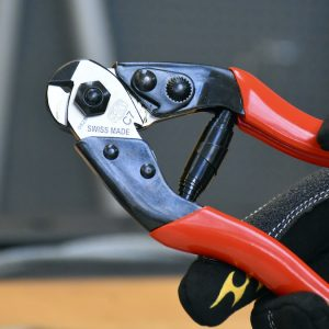 Kìm cộng lực cắt cáp thép 7mm, cắt lò xo 2.5mm FELCO C7