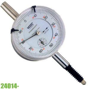 đồng hồ so co thang đo 0 - 1mm