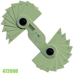 bộ dưỡng đo góc 20 chi tiết