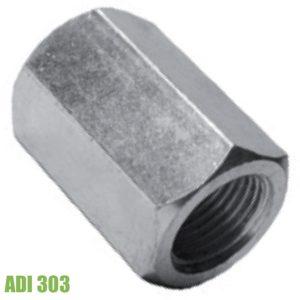 ADI303 đầu nối thẳng ren 3/8 inch NPT
