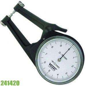 đồng hồ đo độ dày điện tử